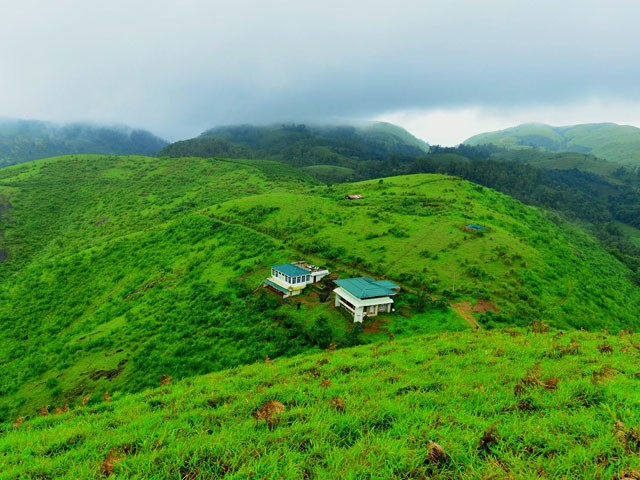 Vagamon: hill stations in kerala