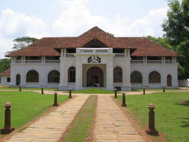 Dutch Palace: historical monuments of kerala