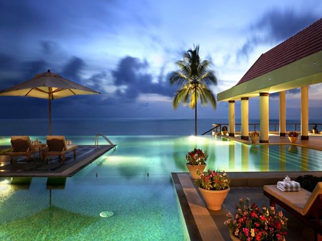Leela Kovalam Luxury Hotels In Kerala