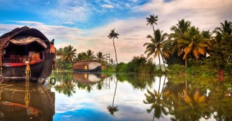 Alleppey - Best Places to Visit in Kerala in December