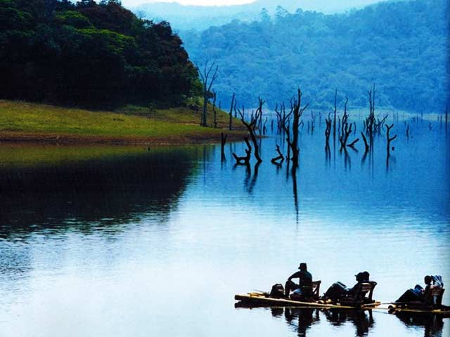 Thekkady: best places to visit in kerala in december