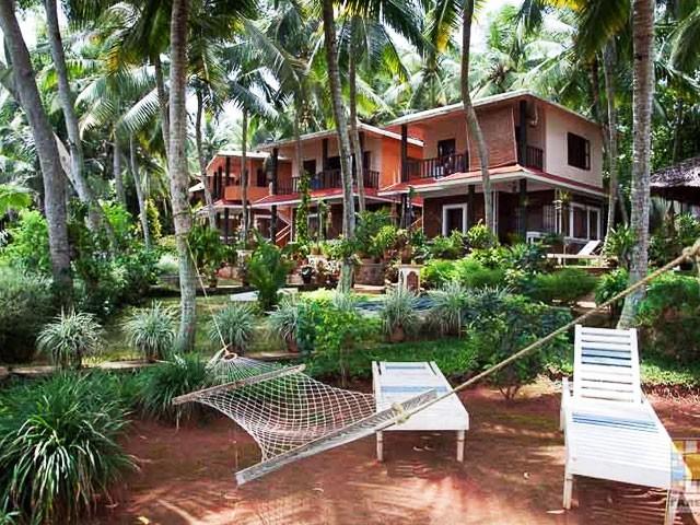shinshiva-ayurvedic-resort-trivandrum: luxury spa resorts in kerala