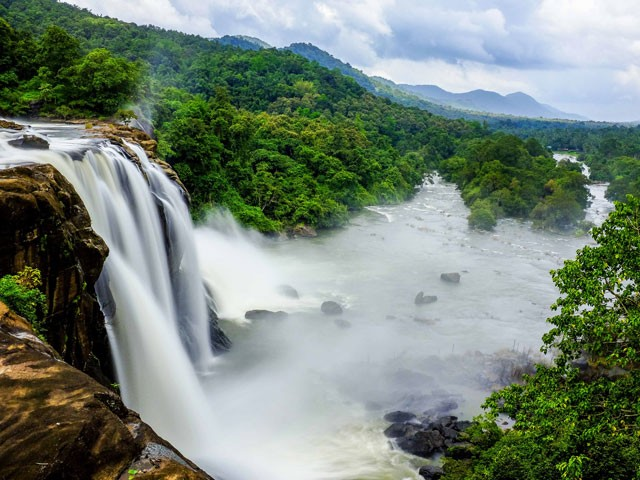 Waterfalls Of Kerala