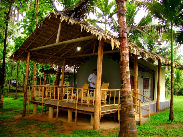 Thattekad-Hornbill-camp: camping places in kerala