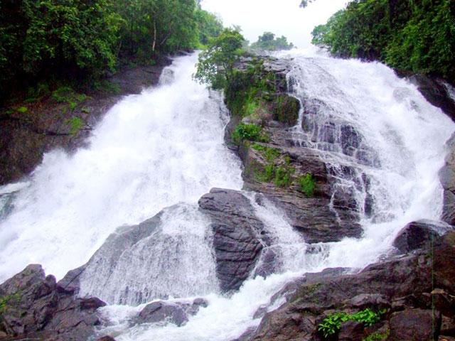Vazhachal-Waterfalls: must visit waterfalls in kerala