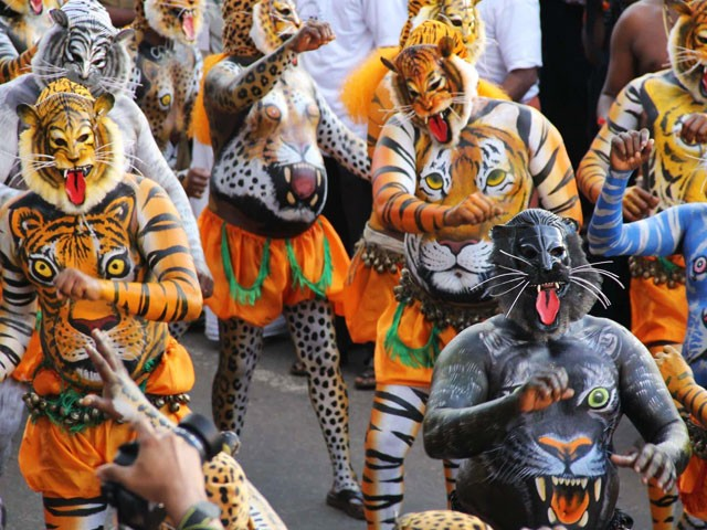 7 Most Famous Traditional Art and Dance Forms of Kerala