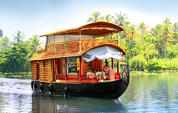 Kerala Houseboat Tours