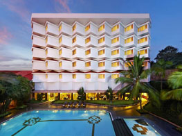 The Taj Gateway Hotel Kozhikode