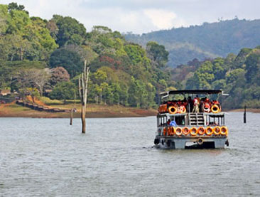 Attractions in Periyar