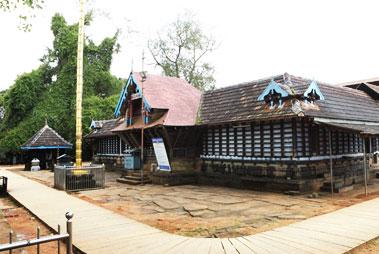 Angadipuram Temple