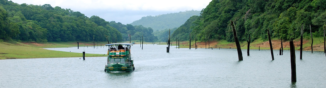 Periyar Lake Cruise