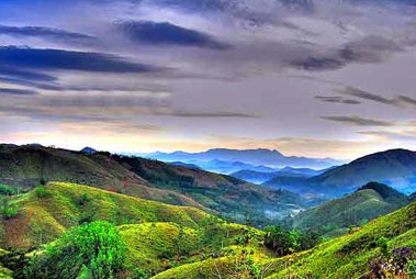 Vagamon Hill Station